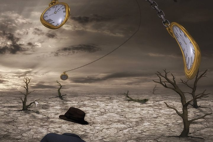 About The Changing Sense Of Time, Space And Reality In A Lucid Dream
